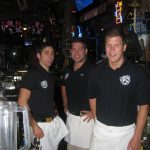 Bartenders at Macky's Restaurant Ocean City MD