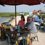 Clammers Bayside at Dog friendly dining OCMD