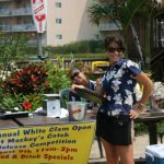 Sign Up at for the White Clam Open Outside restaurants Ocean City MD