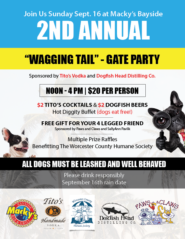 Wagging Tail Gate Party